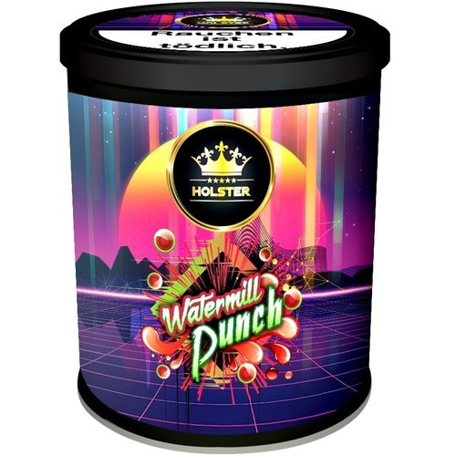 Holster - Watermill Punch | 200g